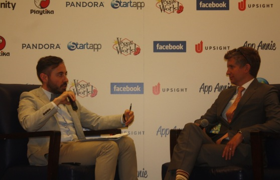Arseny Lebedev of Signus Labs and Tommy Palm of King