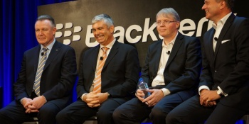 BlackBerry memo marks the end of layoffs