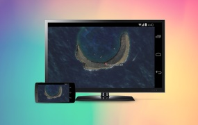 Chromecast Android mirroring
