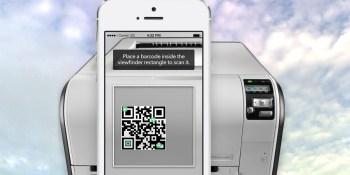 Point & print: Cortado's smartphone app talks to 2D & 3D printers