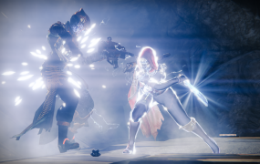 Destiny Crucible PvP