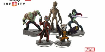 The Guardians of the Galaxy will land in Disney Infinity 2.0 at launch