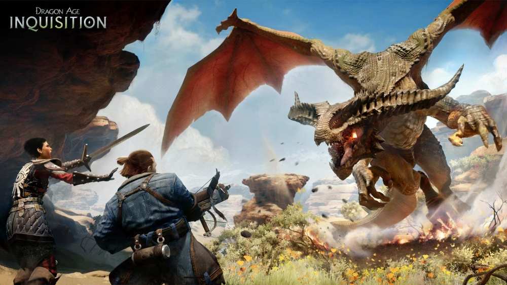 Previous Dragon Age games kept combat styles separate, if equal.