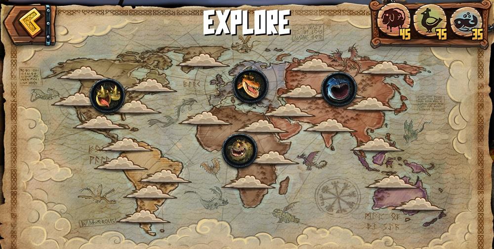 DreamWorks Dragon Adventure World Explore