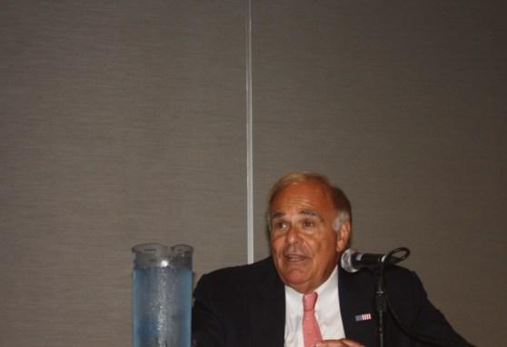 Former Pennsylvania Gov. Edward Rendell