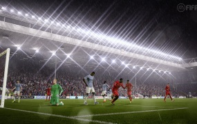FIFA 15 Liverpool vs. Manchester City