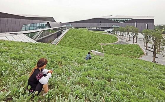 Giant Interactive headquarters in Shanghai