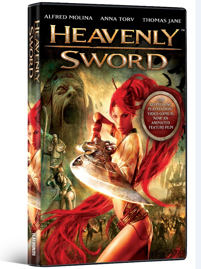 Heavenly Sword movie
