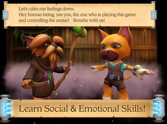 If game scene