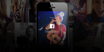 Facebook is hoping new Mentions app is a Twitter-killer