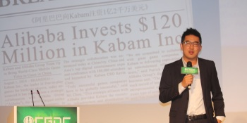 Alibaba's investment values Kabam at more than $1B