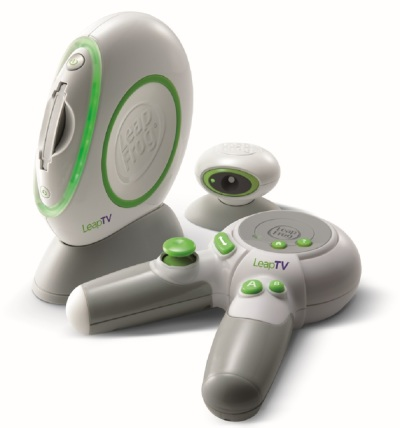 Game Consoles For Kids >> Leapfrog Jumps Into Game Consoles For Kids With Educational Leaptv