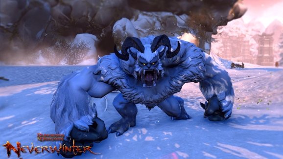 Neverwinter Yeti Screenshot
