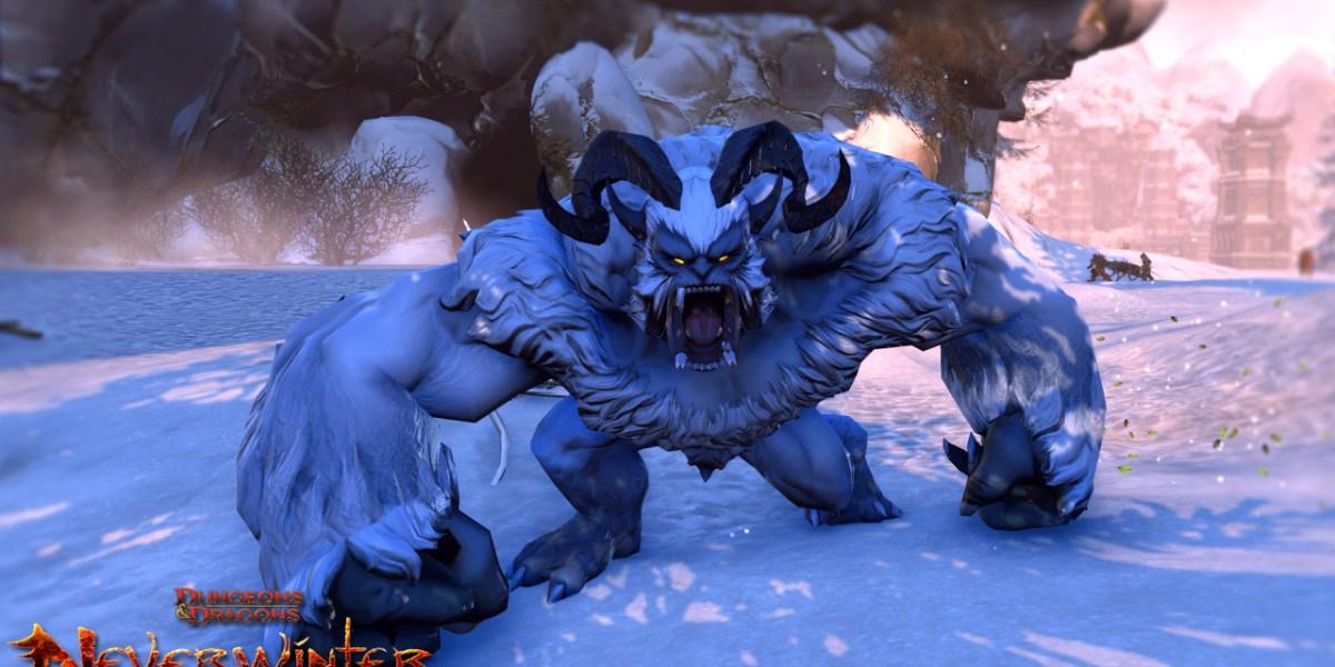 Neverwinter Yeti Screenshot