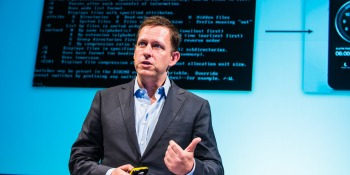 The secret to creating a huge company, according to Peter Thiel