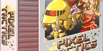 Great tabletop games for video gamers: Pixel Tactics