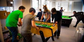 How one gaming company is going out of its way to keep its employees happy (guest post)