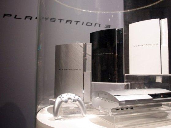 PS3 at E3 2005