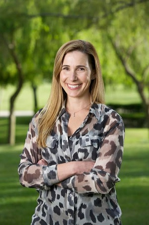Rachel Franklin of Electronic Arts. Executive producer of The Sims 4