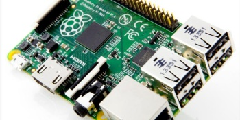 Upgraded Raspberry Pi microcomputer features microSD, lower power consumption