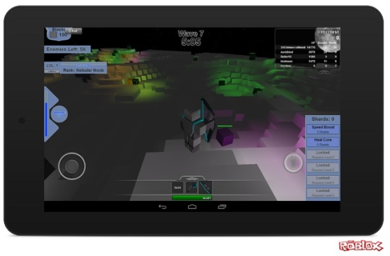 Roblox on Android