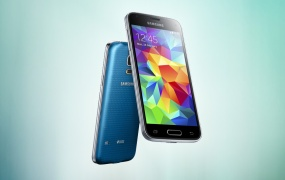 Samsung's Galaxy S5 Mini.