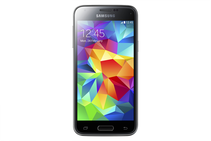 Samsung Galaxy S5 Mini Black front