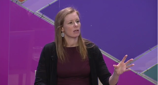 Facebook's Global head of policy, Monika Bickert