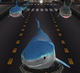 Sharknado: The Game sharks