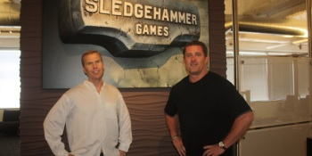 Call of Duty veteran Michael Condrey starts new 2K game studio in Silicon Valley