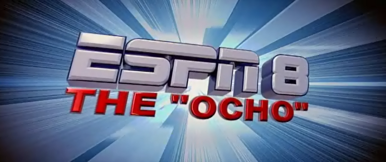 """The International will air on ESPN's online-only network, which is similar to the ESPN8 channel from the movie """"Dodgeball."""""""