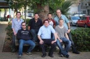 Crosswise Tel Aviv team