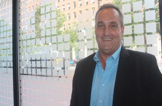 Todd Shallbetter, chief operating officer of Atari