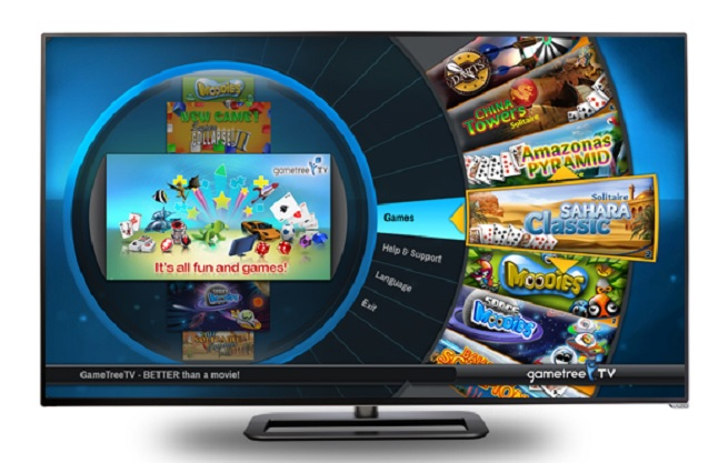 Making smart TVs fun: Casual cloud games come to Vizio's big