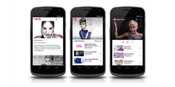 Vevo gives its Android app a major overhaul