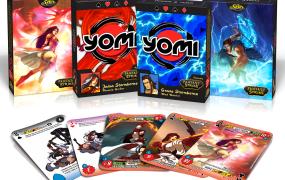 Yomi deck boxes