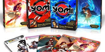 Great tabletop games for video gamers: Yomi