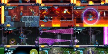 Azure Striker Gunvolt is a smart, updated take on 16-bit action games (review)