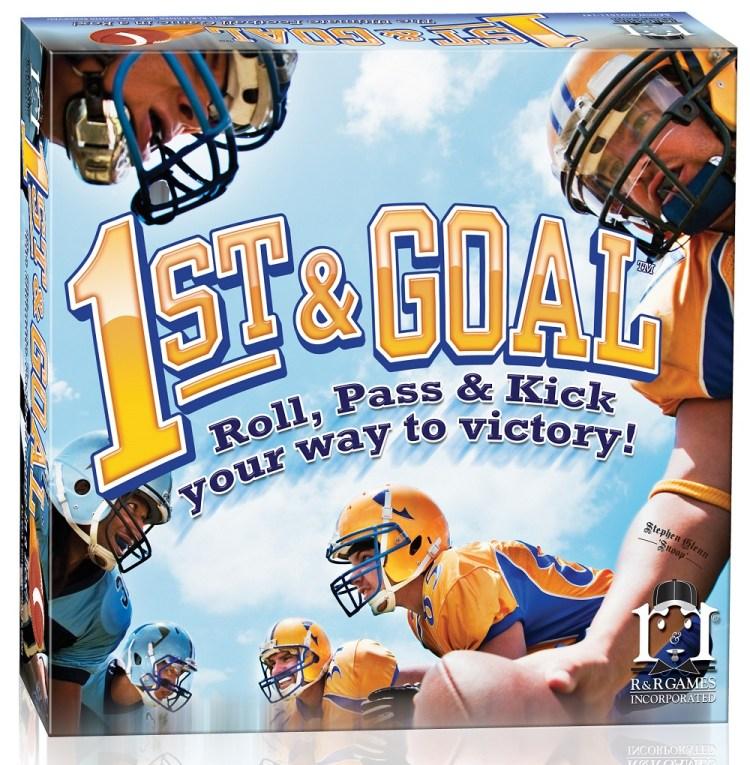 1st & Goal box