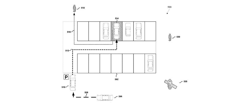 Apple patent - vehicle location in weak location signal scenarios