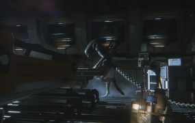Alien Isolation 1