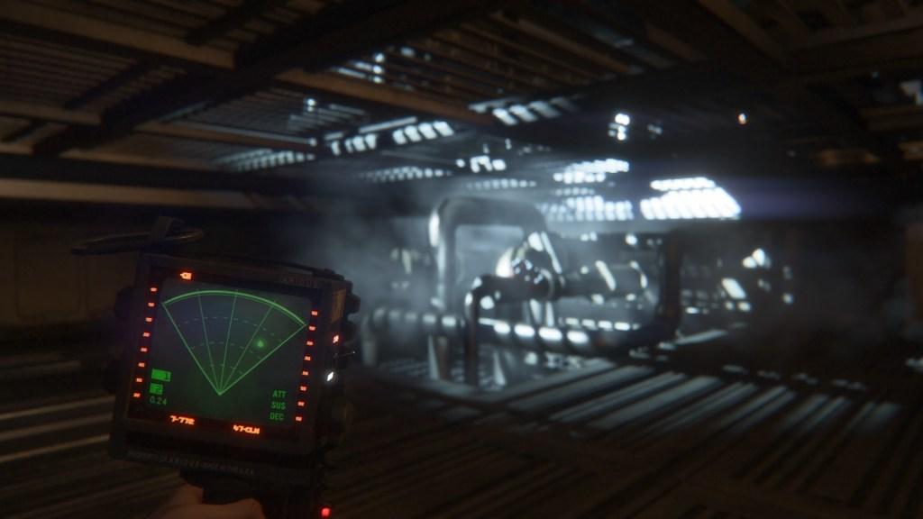 Alien Isolation Radar
