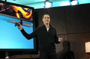 Mike Frazzini, vice president of games at Amazon