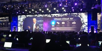 Here's the latest on VMware's public cloud: databases, storage, & more