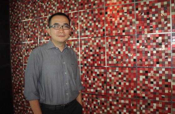 Bo Wang, vice president of Tencent Games