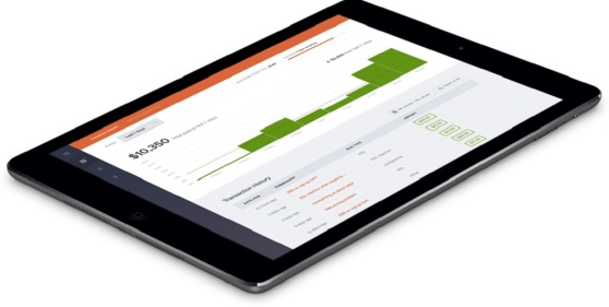 Bugcrowd tablet user interface