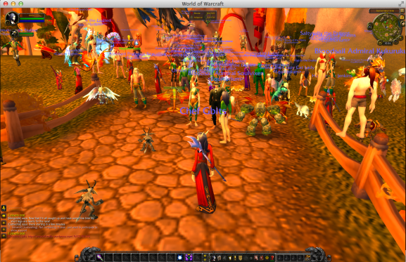 Tabytha Armstrong event Warcraft