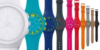 Swatch CEO won't 'rule out' his company is 'collaborating' with tech companies on smartwatches