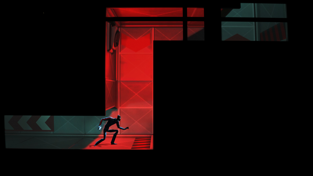 CounterSpy's 60s retro art style is pervasive and gorgeous.