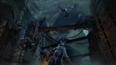 Bloodborne delivers death and despair (hands-on preview